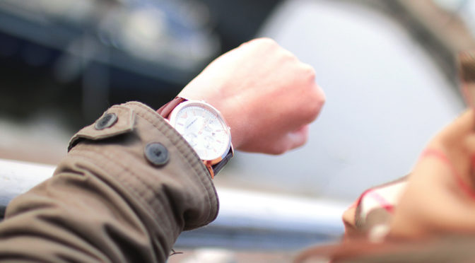 What are you: Punctual or Late?